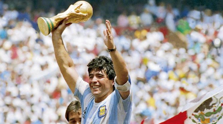 Национален траур в Аржентина след кончината на Диего Марадона
