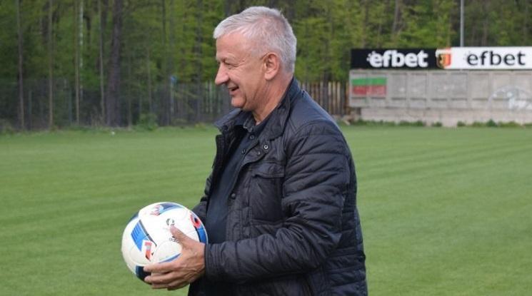 Крушарски: Не ми е до спорт в момента