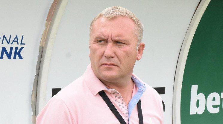 Николай Киров нито отрече, нито потвърди слуховете, че ще поеме националния отбор