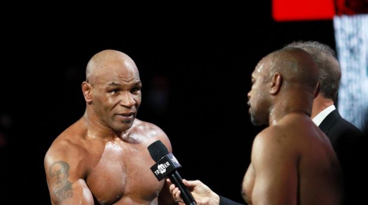 Стана ясно какъв е хонорарът на Тайсън за мача му срещу Джоунс-младши