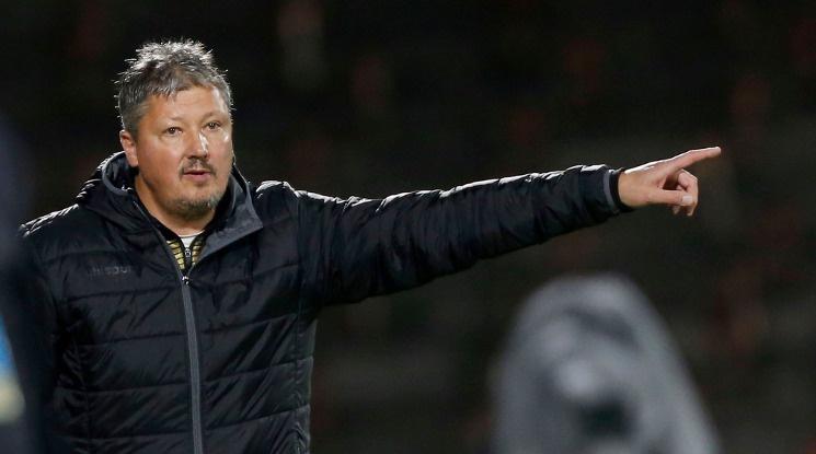 Любослав Пенев е сред вариантите за нов треньор на Висла Краков