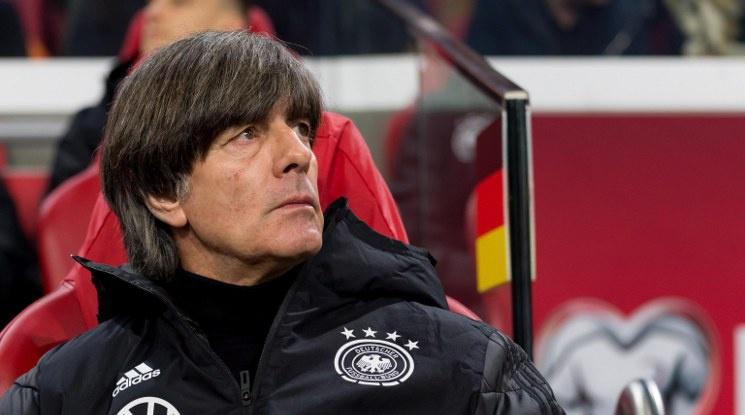 Германският футболен съюз взе решение за Льов