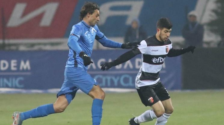 Левски изкова победата срещу Локо Пловдив