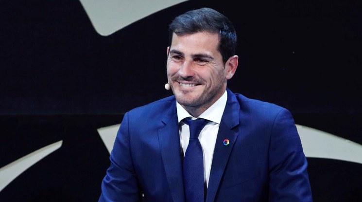 Касийяс: Реал сам държи съдбата си в Шампионската лига