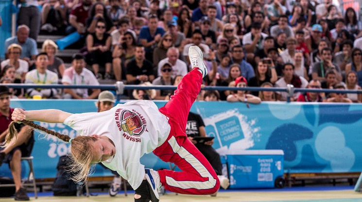 Брейкът става олимпийски спорт в Париж 2024