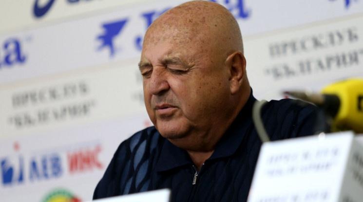 Венци Стефанов: Дерменджиев беше абсолютна грешка