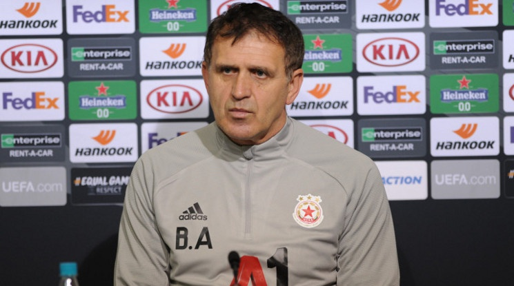 Акрапович: Ще опитаме да играем футбол