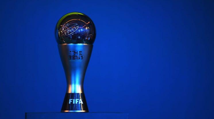 """На живо: Наградите на ФИФА """"Най-добрият"""""""
