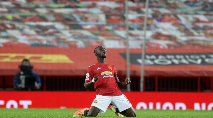 Спорна дузпа донесе победата на Юнайтед срещу Вила (видео)