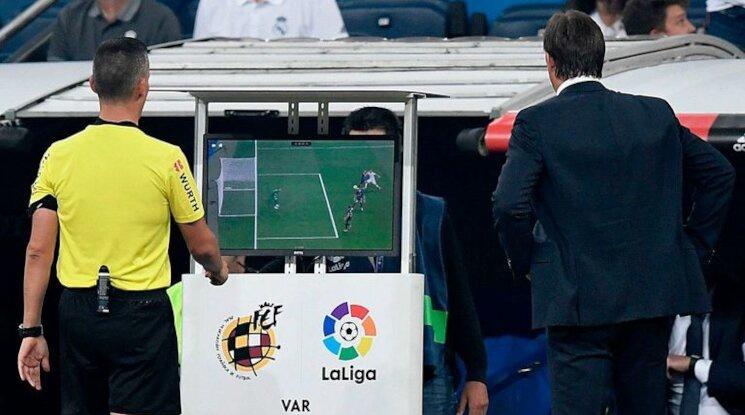 """""""Ако марсианец дойде на Земята, той ще види, че ВАР е в полза на Реал Мадрид"""""""