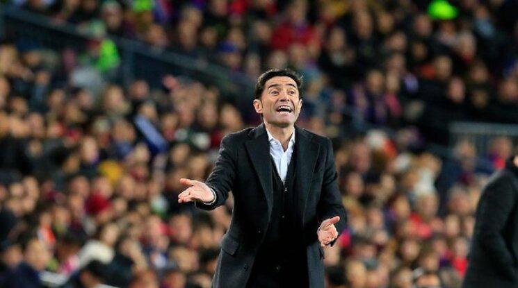 Гарсия Торал е новият треньор на Атлетик Билбао