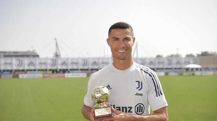 Роналдо е Голмайстор №1 за изминалото десетилетие