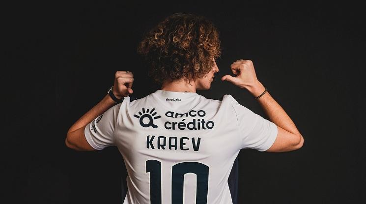 Краев: Идвам, за да помогна на отбора