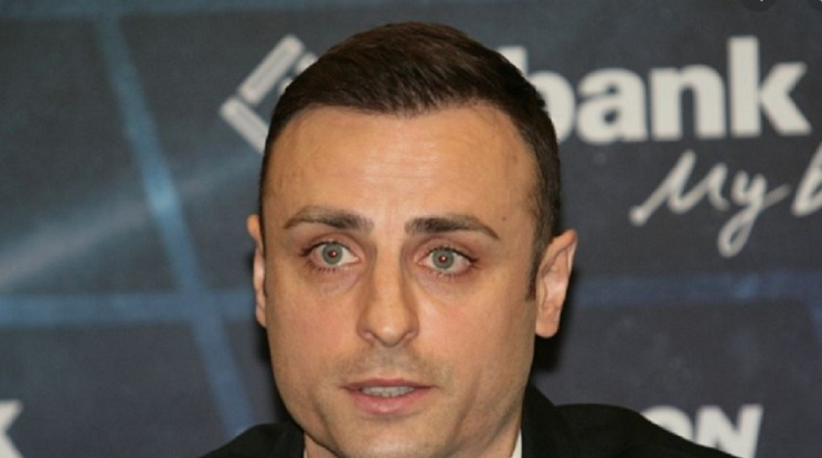 Бербатов стана треньор в Етър