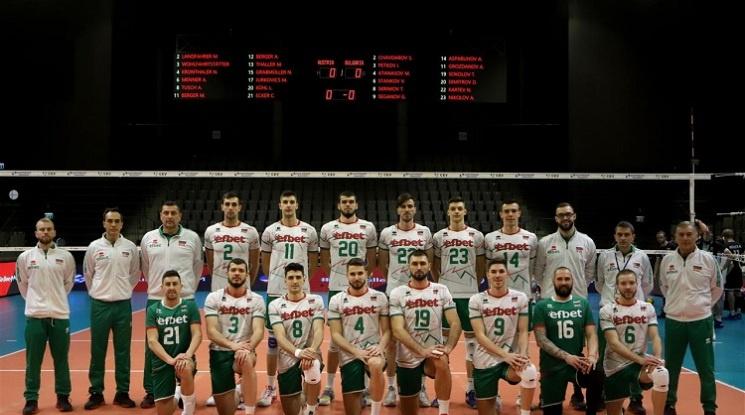 България започна с победа квалификациите за Евроволей 21 (видео)