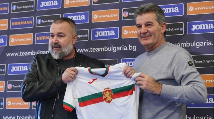 Ясен Петров: Ще се опитаме да зарадваме целия български народ