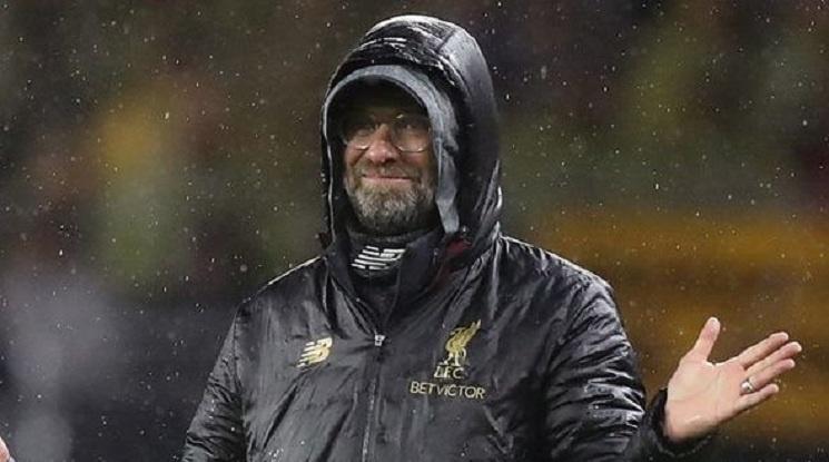 Клоп: Дори времето в Ливърпул е по-хубаво, отколкото в Манчестър!