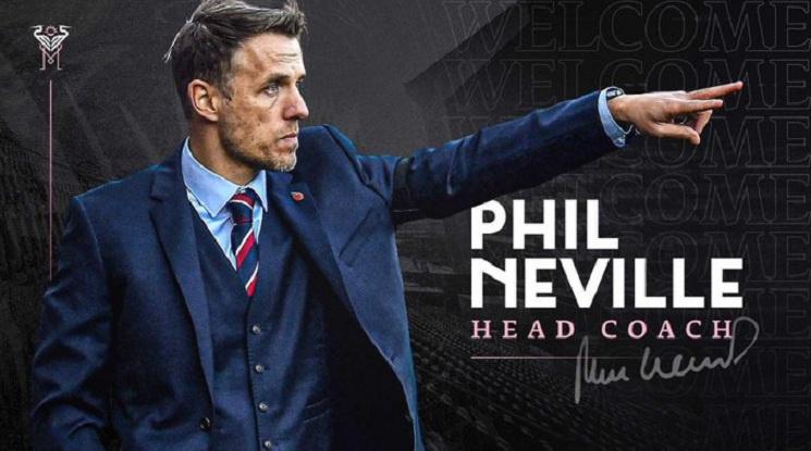 Фил Невил стана треньор на отбора на Бекъм