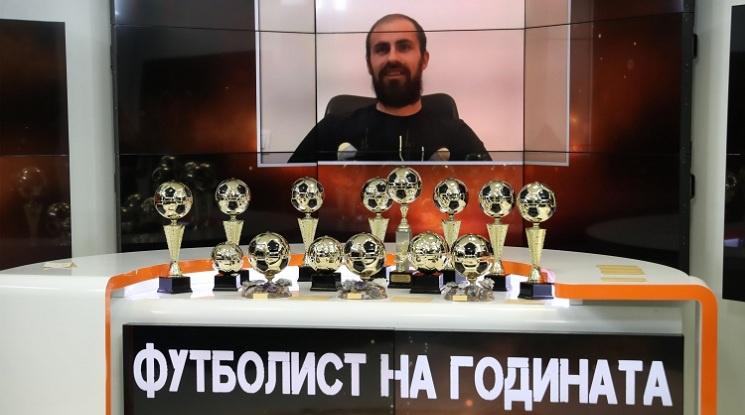 Португалец е най-добрият полузащитник в България