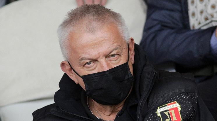 Крушарски: За Бруно не съм сложил бариера, а направо съм бронирал портала