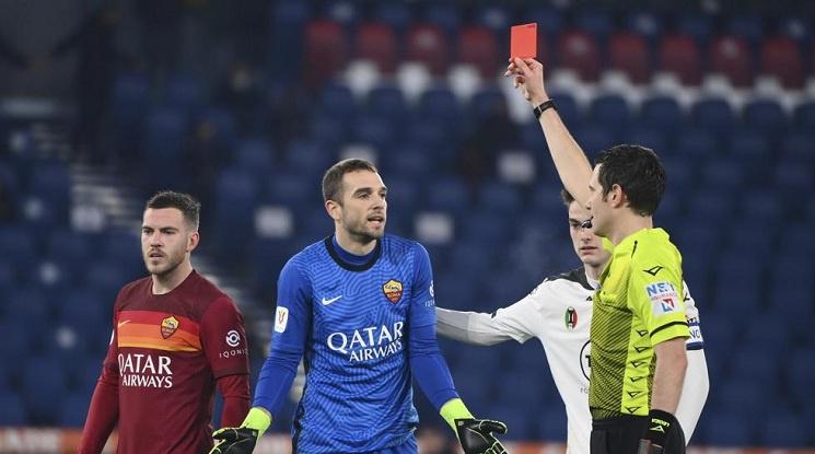 Рома 2(0):(2)2 Специя (репортаж)