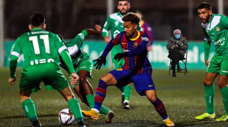 Барселона си спести срама на Реал и Атлетико (видео)