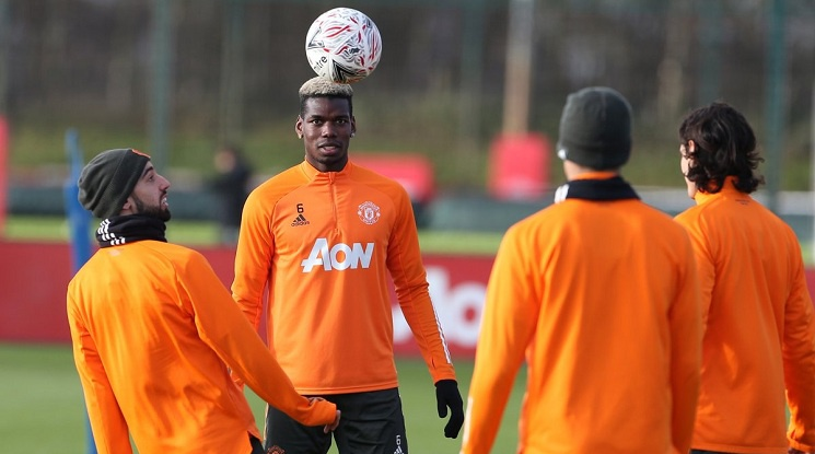 Много е вероятно Погба да подпише нов договор с Юнайтед