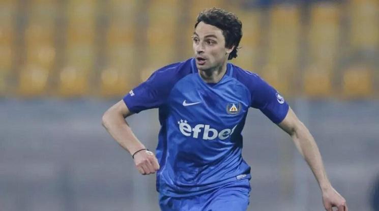 Райнов: Нямаше как да отида в друг отбор, щом Левски ме иска