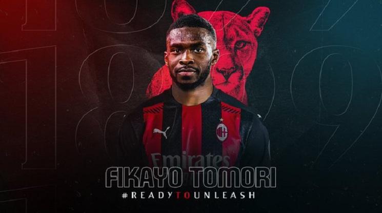 Фикайо Томори вече е играя на Милан