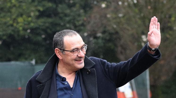 Рома не е вариант за Маурицио Сари
