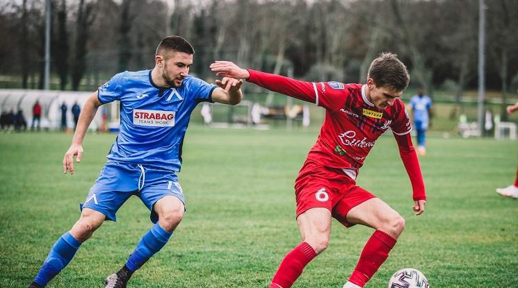 Левски с минимална победа срещу поляци
