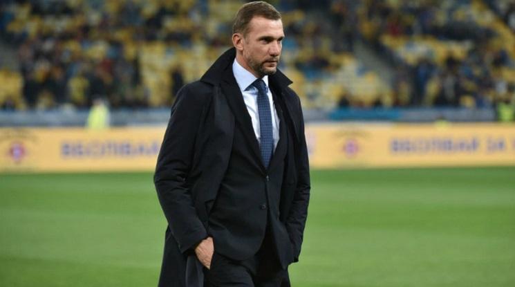 Шевченко е сред фаворитите за мениджърския пост в Челси