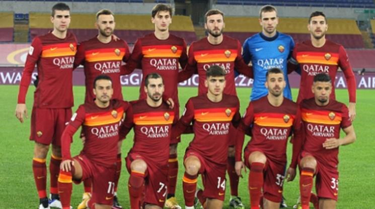 Голова фиеста и драма в последните секунди дадоха три точки на Рома срещу Специя (видео)