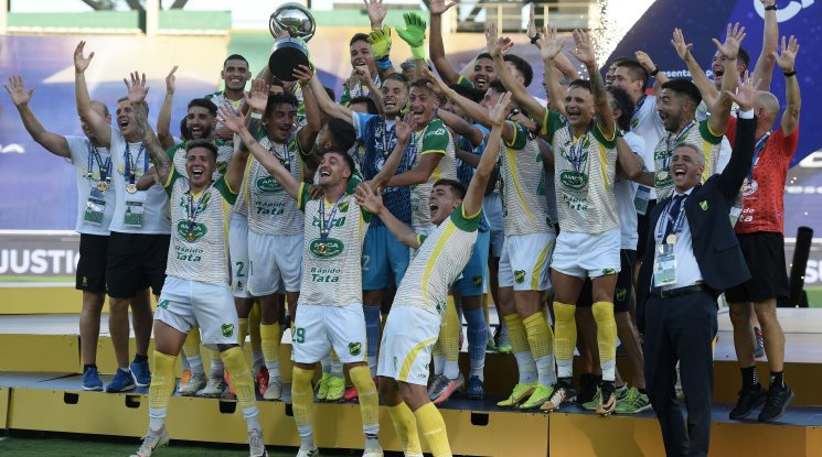 Креспо изведе отбора си до триумф в Копа Судамерикана (видео)