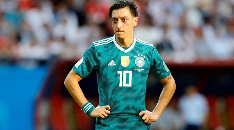 Месут Йозил: Никога повече няма да играя за Германия