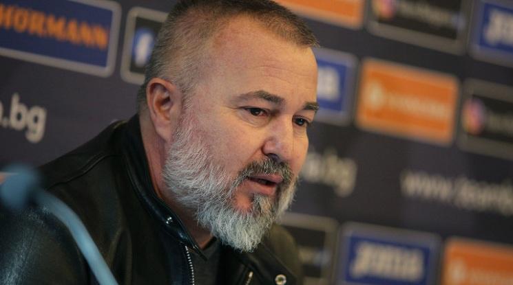 Ясен Петров: Националният отбор е отворен за всеки
