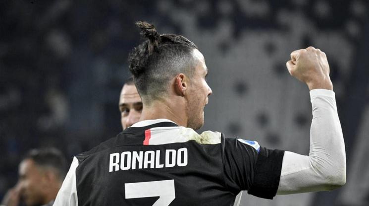 Кристиано Роналдо платил лечението на 7-годишно дете