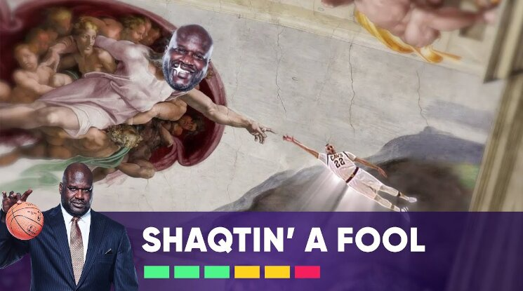 Shaqtin'a Fool (епизод 8)