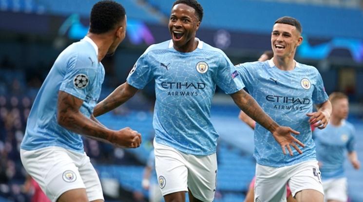 Мълниеносен старт донесе три точки за Сити в дербито с Арсенал (видео)