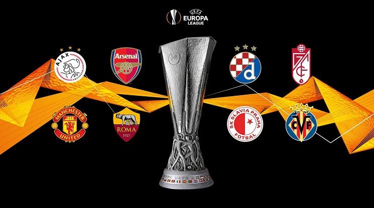 Арсенал с тежък жребий в Лига Европа