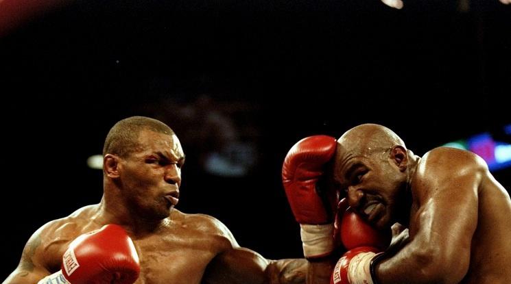 Холифийлд и Тайсън отново на ринга в битка за $50 милиона