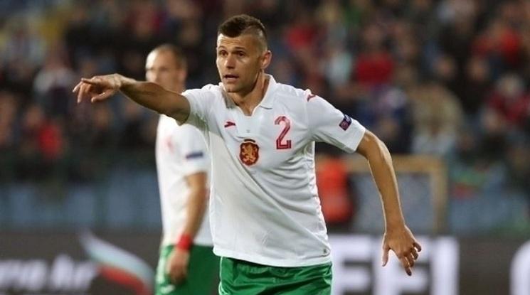 Вратата на националния отбор остава затворена за Страхил Попов