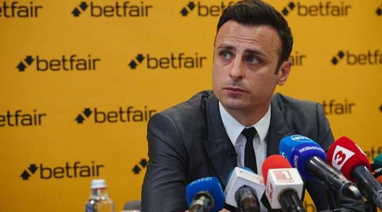 Прогнозите на Димитър Бербатов за мачовете от Лига Европа