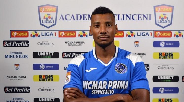 Включиха Георги Пашов в идеалния отбор на румънската Лига I