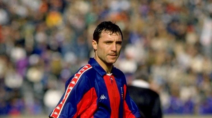 31 години от първия договор на Стоичков с Барселона
