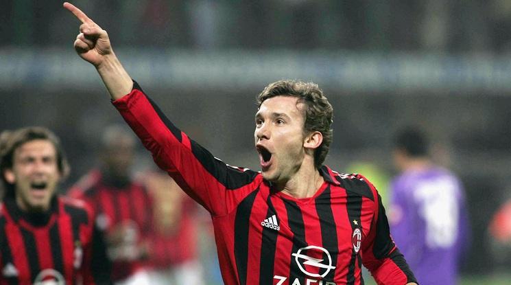 Шевченко: Милан не е отбор, това е семейство