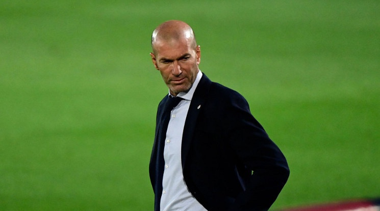 Не е сигурно, че Зидан ще е начело на Реал през следващия сезон