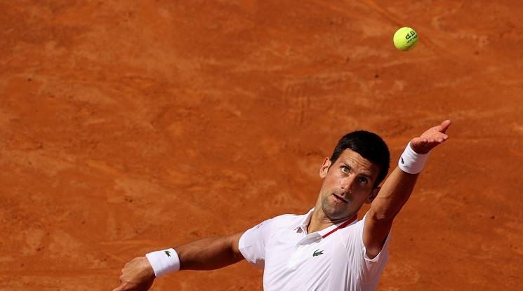 Джокович се класира на четвъртфиналите в Рим