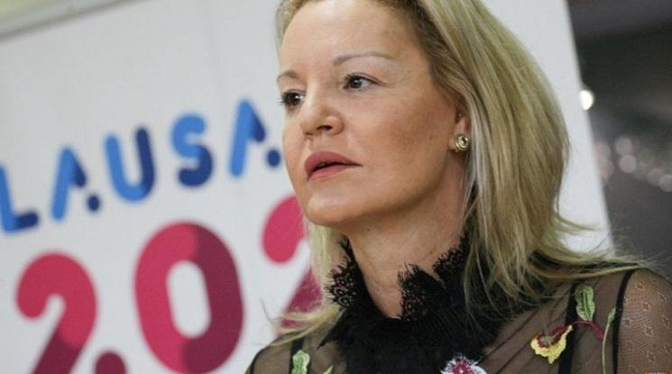 Стефка Костадинова реагира на думите на шведския журналист