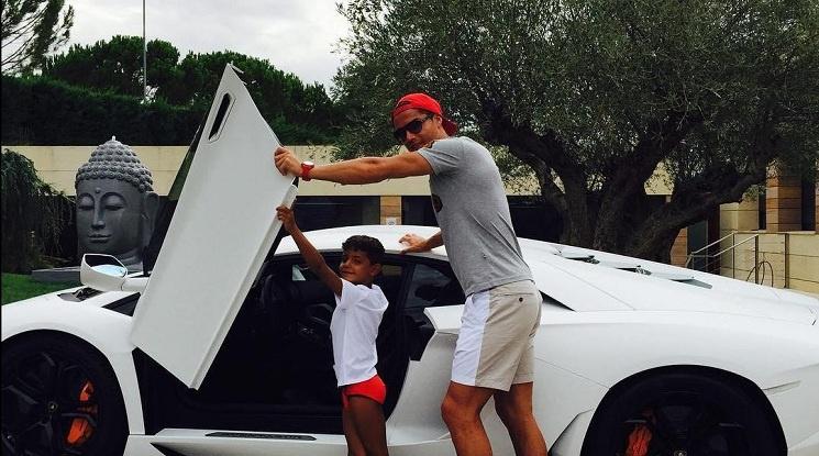 Роналдо започна да се изнася от Торино (видео)